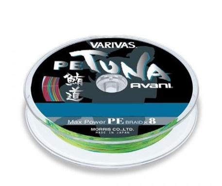 Купить Шнур Avani Tuna PE 64 Lb (300 м), Varivas