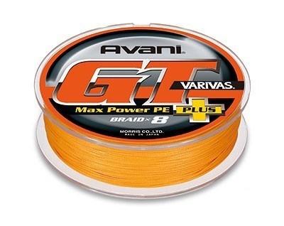 Купить Шнур Varivas New Avani GT Max Plus PE #6 (400 м)