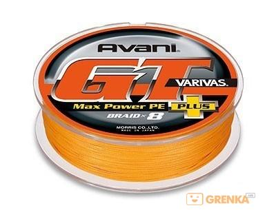 Купить Шнур Varivas New Avani GT Max Plus PE #8 (400 м)