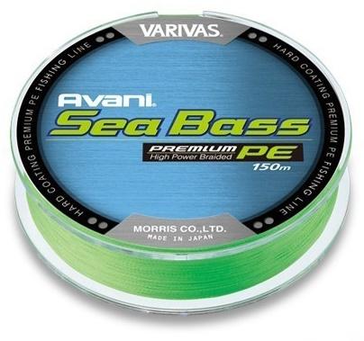 Купить Шнур Varivas New Avani Sea Bass PE #1.5 (150 м)