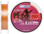 Шнур Sunline S-Cast PE Nagi Kyogi 250м #04/0104мм 33кг