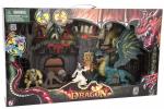 Набор 'Легенды про драконов' (крепость)