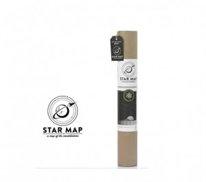 Подарок Светящаяся карта звездного неба Starmap