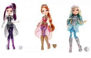 Кукла-принцесса Ever After High из м/ф 'Игры драконов'