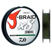 Шнур Daiwa J-Braid Dark Green 0,32 мм (150 м)