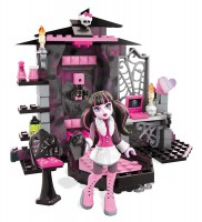 Конструктор Mega Bloks Monster High 'Комната Дракулауры'