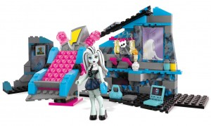 Конструктор Mega Bloks Monster High 'Комната Френки'