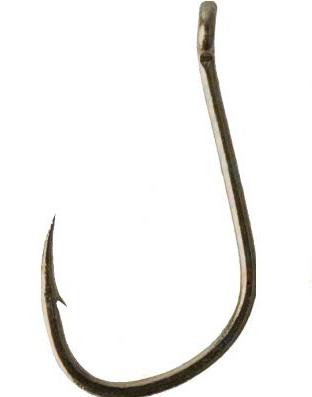 Крючок Matrix Feeder Rigger Hooks 12, Fox  - купить со скидкой
