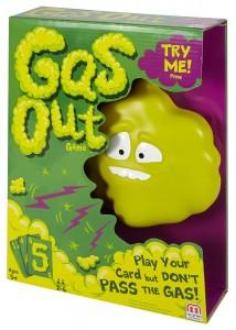 Настольная игра Gas Out
