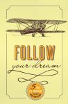 Книга Follow Your Dream. 5 лет из жизни мечтателя