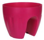Подарок Горшок для цветов 'Elba' розовый