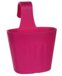 Подарок Горшок для цветов 'Fiorenza' розовый