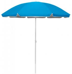 Зонт садовый голубой (TE-002)