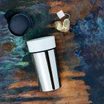 Подарок Тамблер Starbucks 11038042 High-Polished Stainless Steel & Ceramic 350 мл