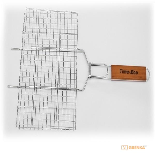 Купить Решетка-гриль Time Eco 723А (35 х 27 см)