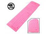 Подарок Резиновая гибкая USB-клавиатура Roll