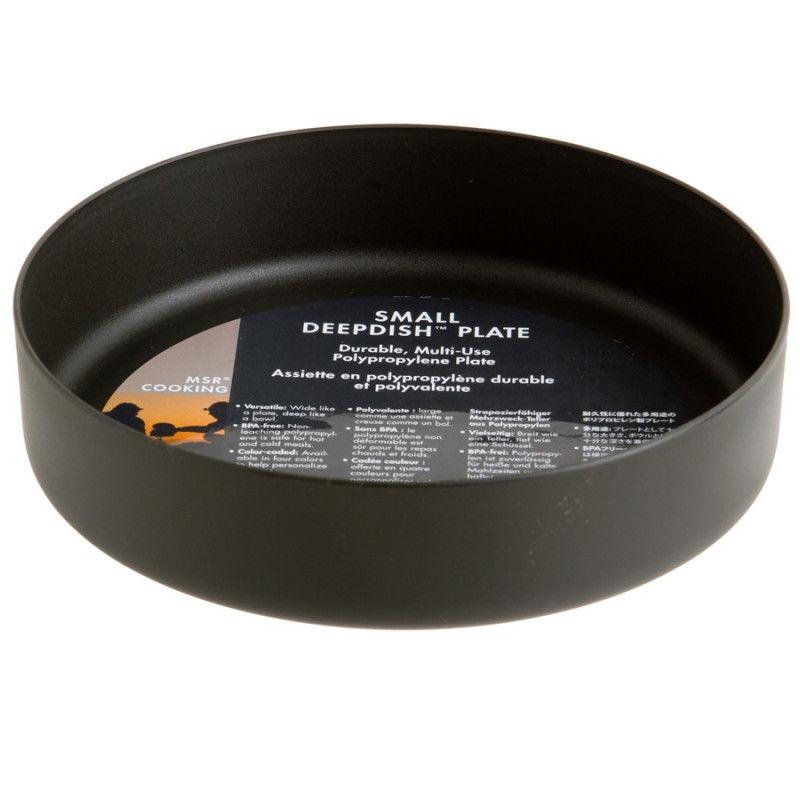 Купить Миска MSR Deepdish Plate S Gray