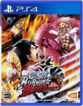 игра One Piece: Burning Blood PS4