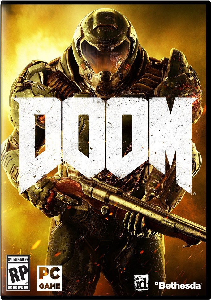 Ключ для Doom 4