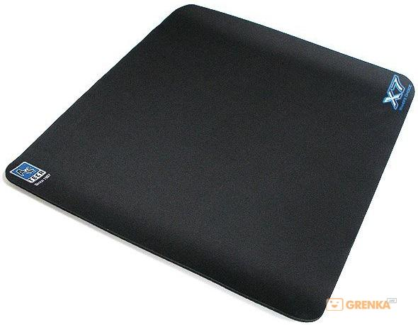 Купить Коврик для мыши A4 Tech X7-500 MP Gaming Mouse Pad Black, A4Tech