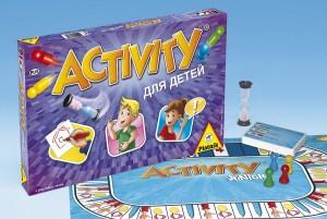 фото Настольная игра 'Активити для детей' #2