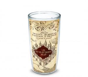 Подарок Тамблер Tervis 'Harry Potter Map'