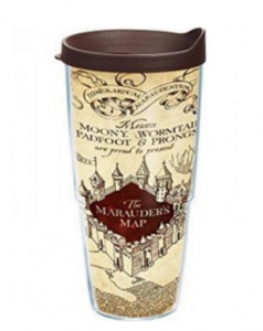 фото Тамблер Tervis 'Harry Potter Map' #2