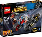 Конструктор LEGO Super Heroes 'Бэтмен: Погоня на мотоциклах по Готэм-сити'