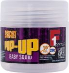 Бойлы Brain Pop-Up F1 Baby squid 10 мм 20 гр