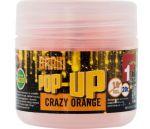 Бойлы Brain Pop-Up F1 Crazy orange 10 мм 20 гр