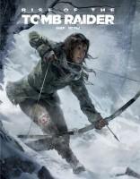 Книга Мир игры Rise of the Tomb Raider