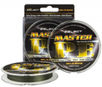 Шнур Select Master PE 100 м (темно-зеленый) 0.12 мм 15 кг