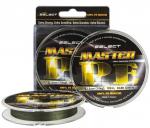Шнур Select Master PE 100 м (темно-зеленый) 0.24 мм 29 кг