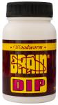 Дип для бойлов Brain Bloodworm (Мотыль) 100 мл