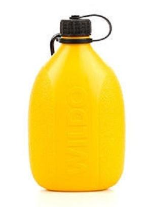 Купить Фляга Wildo Hiker Bottle (0.7 л) lemon (4133)