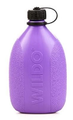 Купить Фляга Wildo Hiker Bottle (0.7 л) lilac (4177)