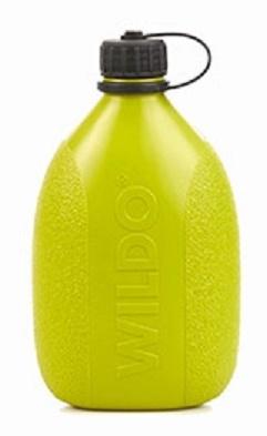 Купить Фляга Wildo Hiker Bottle (0.7 л) lime (4129)