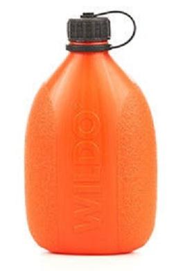 Купить Фляга Wildo Hiker Bottle (0.7 л) orange (4157)