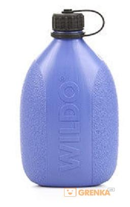 Купить Фляга Wildo Hiker Bottle (0.7 л) blueberry (4175)