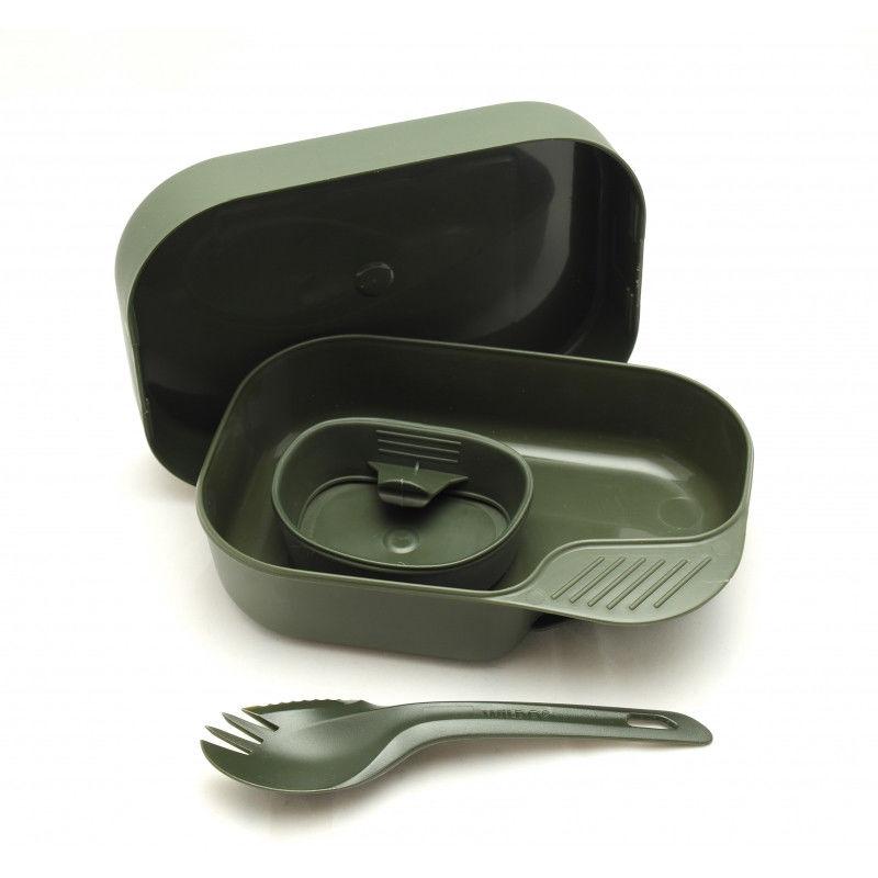 Купить Набор туристической посуды Wildo Camp-A-Box Light olive green