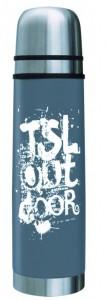 Термос TSL Isothermal Flask (0.75 л) grey