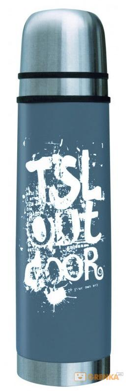 Купить Термос TSL Isothermal Flask (0.75 л) grey