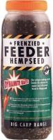 Прикормка консервированная Dynamite Baits Frenzied Hempseed (конопля) 2.5л