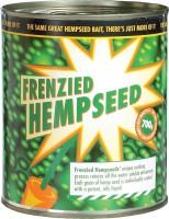 Прикормка консервированная Dynamite Baits Frenzied Hempseed (конопля) 700g