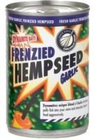 Прикормка Dynamite Baits Garlic Hempseed Tins 700г