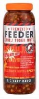 Прикормка Dynamite Baits Frenzied Feeder Chilli Tiger Nuts 2.5л