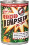 Прикормка консервированная Dynamite Baits  Frenzied Spicy Chilli Hemp (конопля) 350g