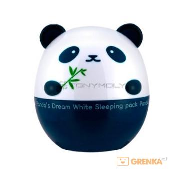 Ночная маска Tony Moly Panda`s Dream white Sleeping Pack