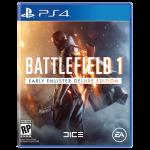 игра Battlefield 1 Издание Первого добровольца PS 4