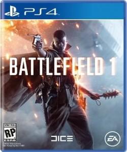 Battlefield 1 Стандартное издание PS4 успеха